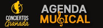 Agenda musical patrocinado por Conciertos en Granada