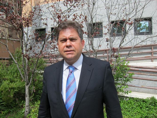 Alejandro González Embajador de Cuba en España