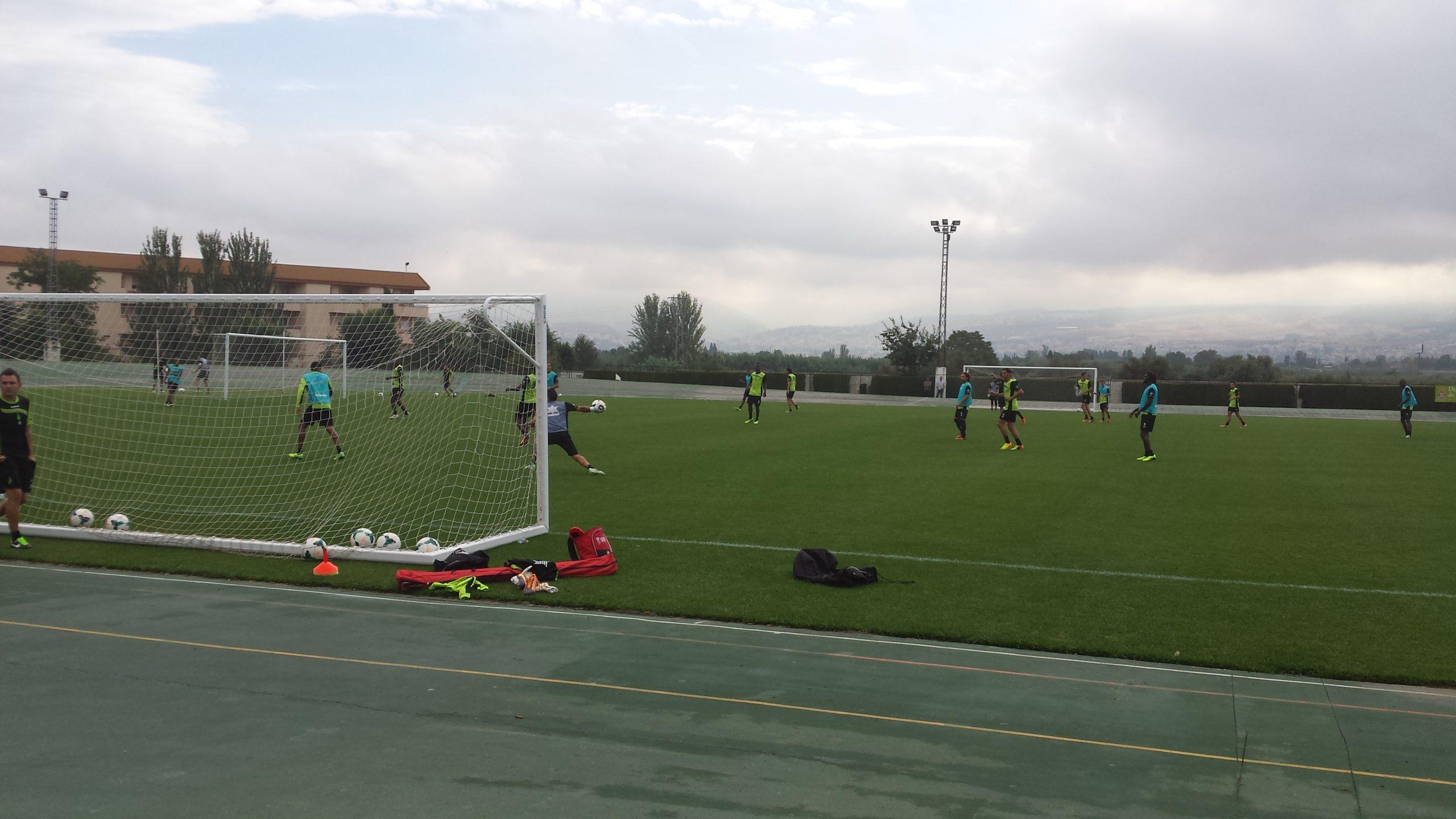 03-10-2013 Granada CF Armilla