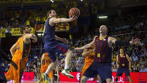 Barcelona Valencia Baloncesto