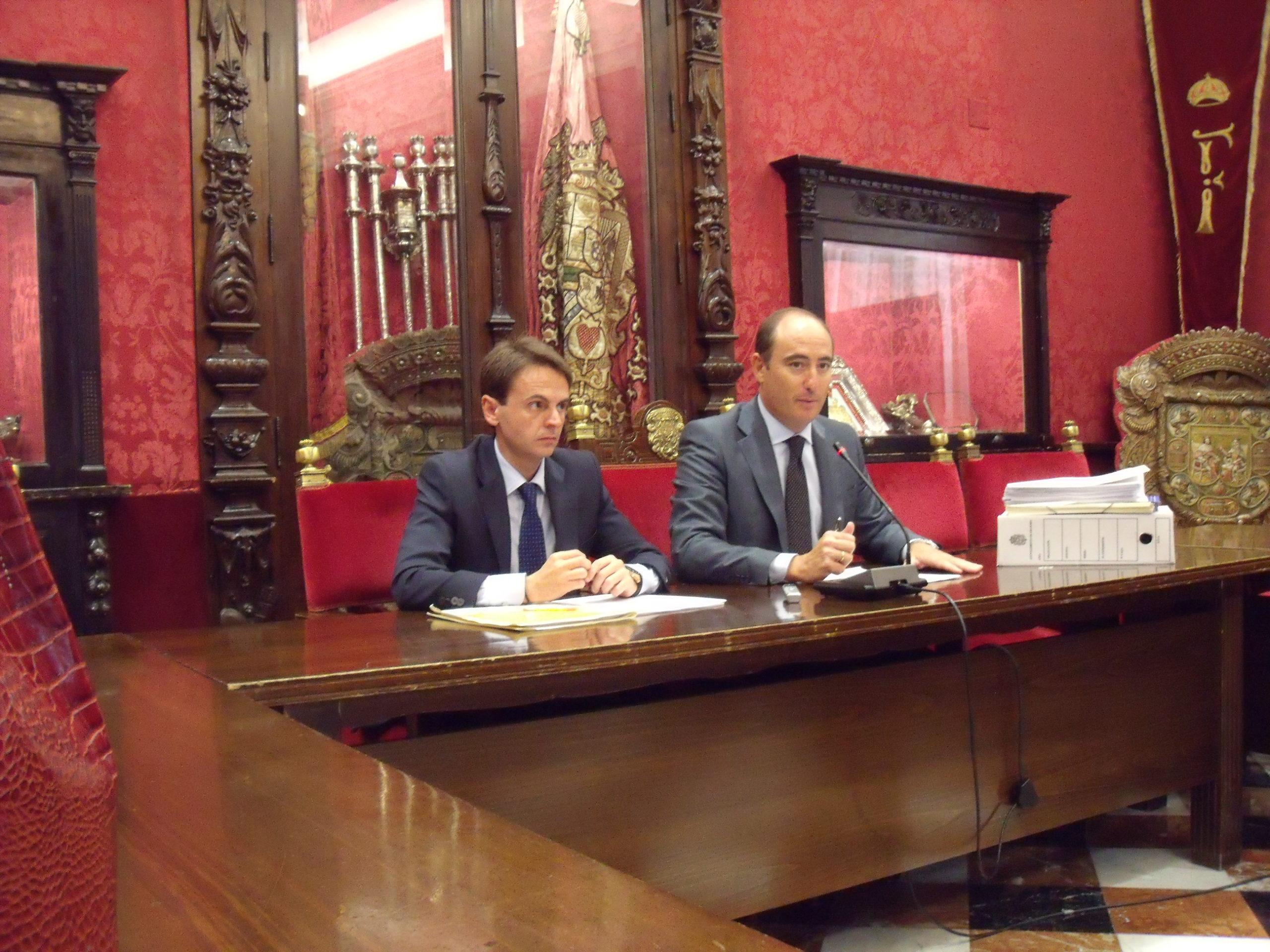 Fuentes y García Montero