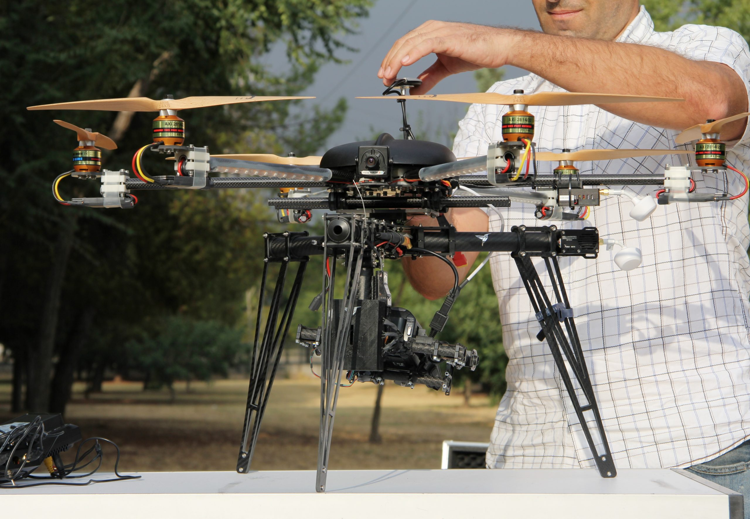 Drones Sevilla 1