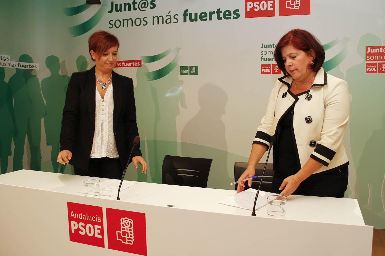 Elvira Ramón y Nieves Masegosa