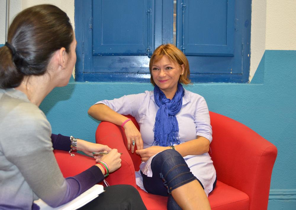 Entrevista Rita - Elena Cámara