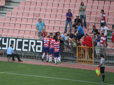 Granada B Almeria B Machis gol