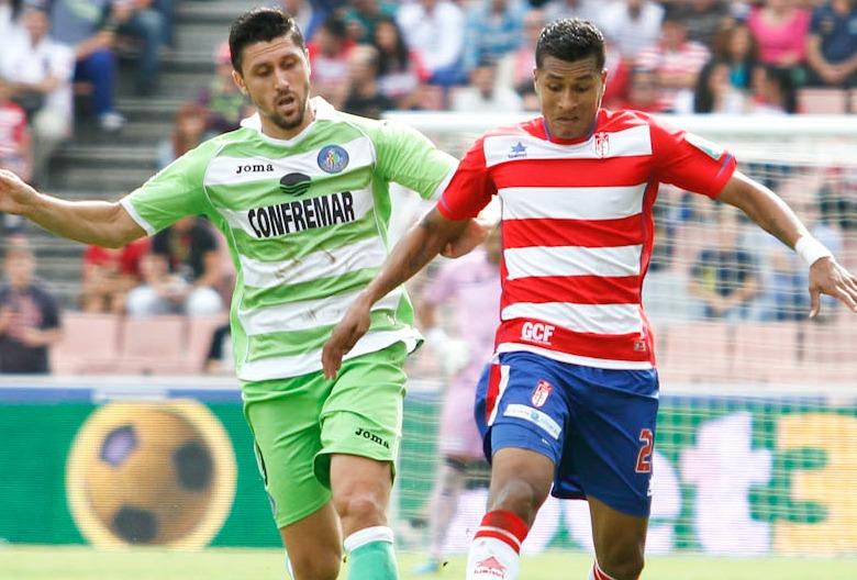 Granada CF - Getafe Murillo y Ciprian