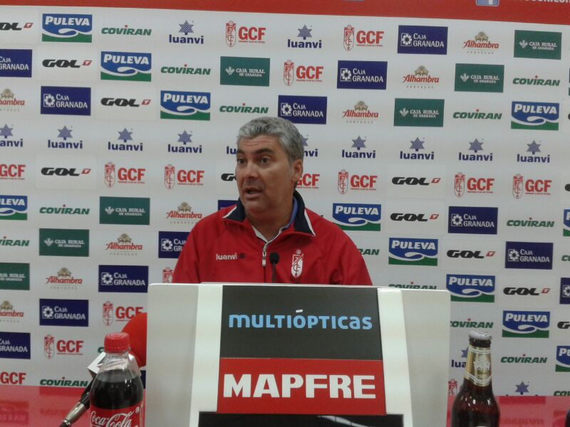 Joseba Aguado RP Previa Guadalajara