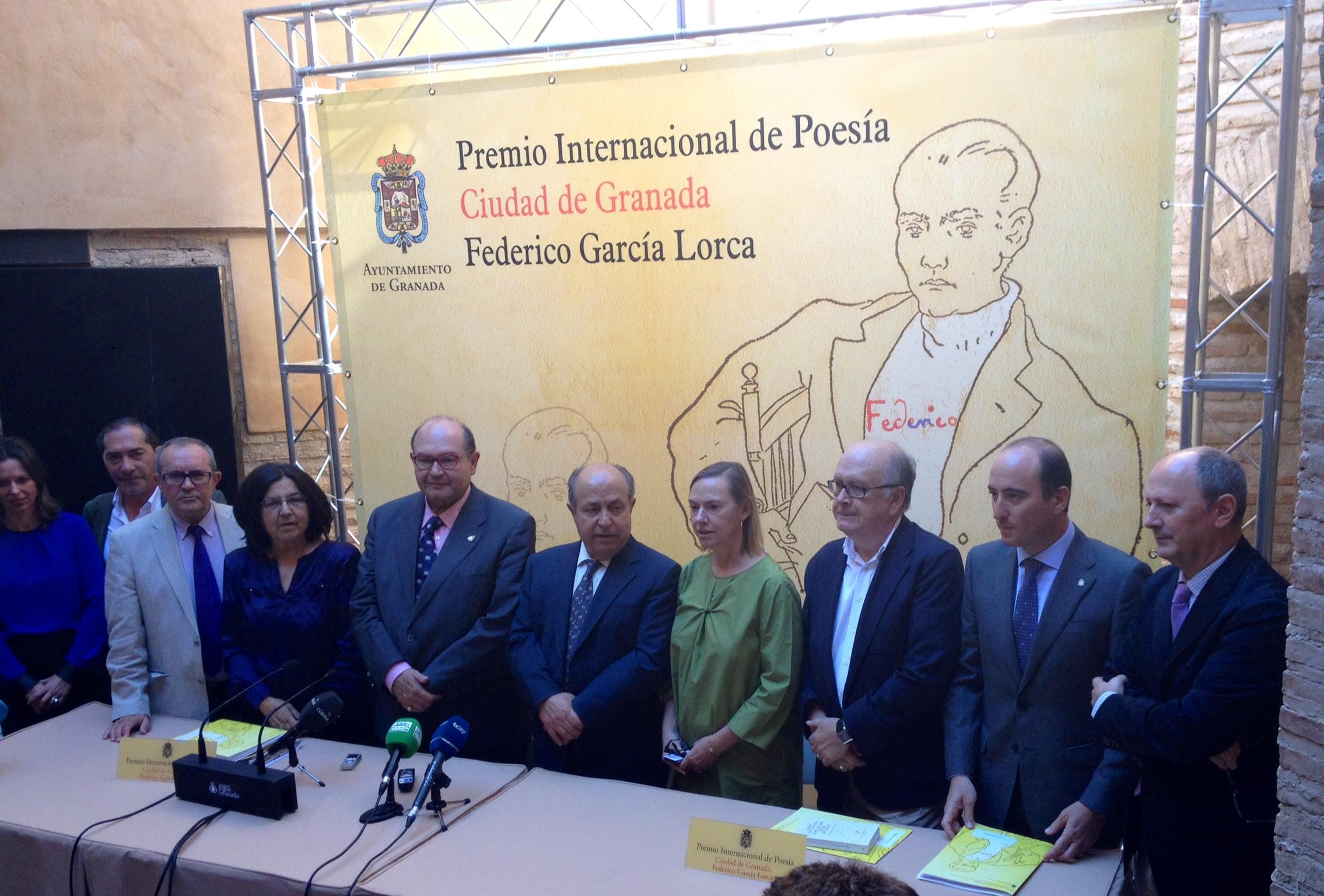 Jurado Premio Lorca