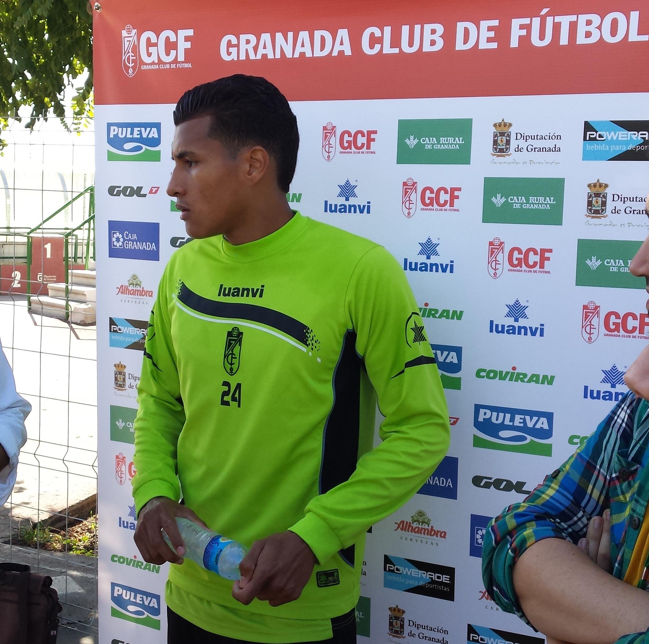 Jeison Murillo Granada CF Armilla