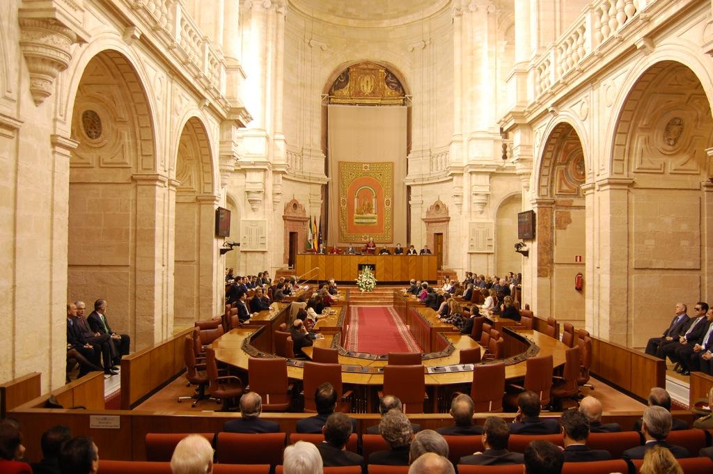 Parlamento-de-Andalucía