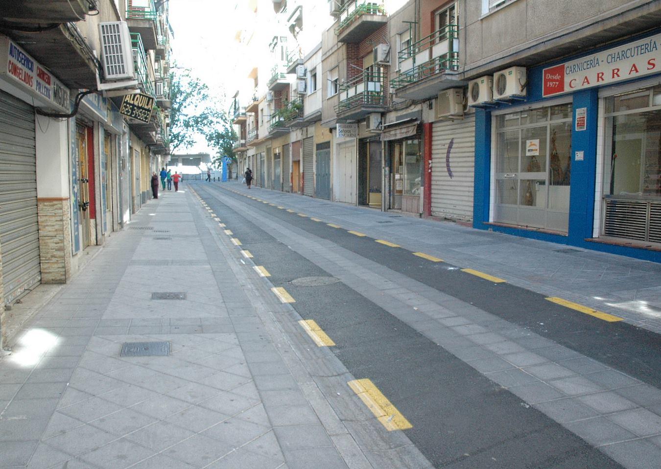 Peatonalización de Plaza de Toros