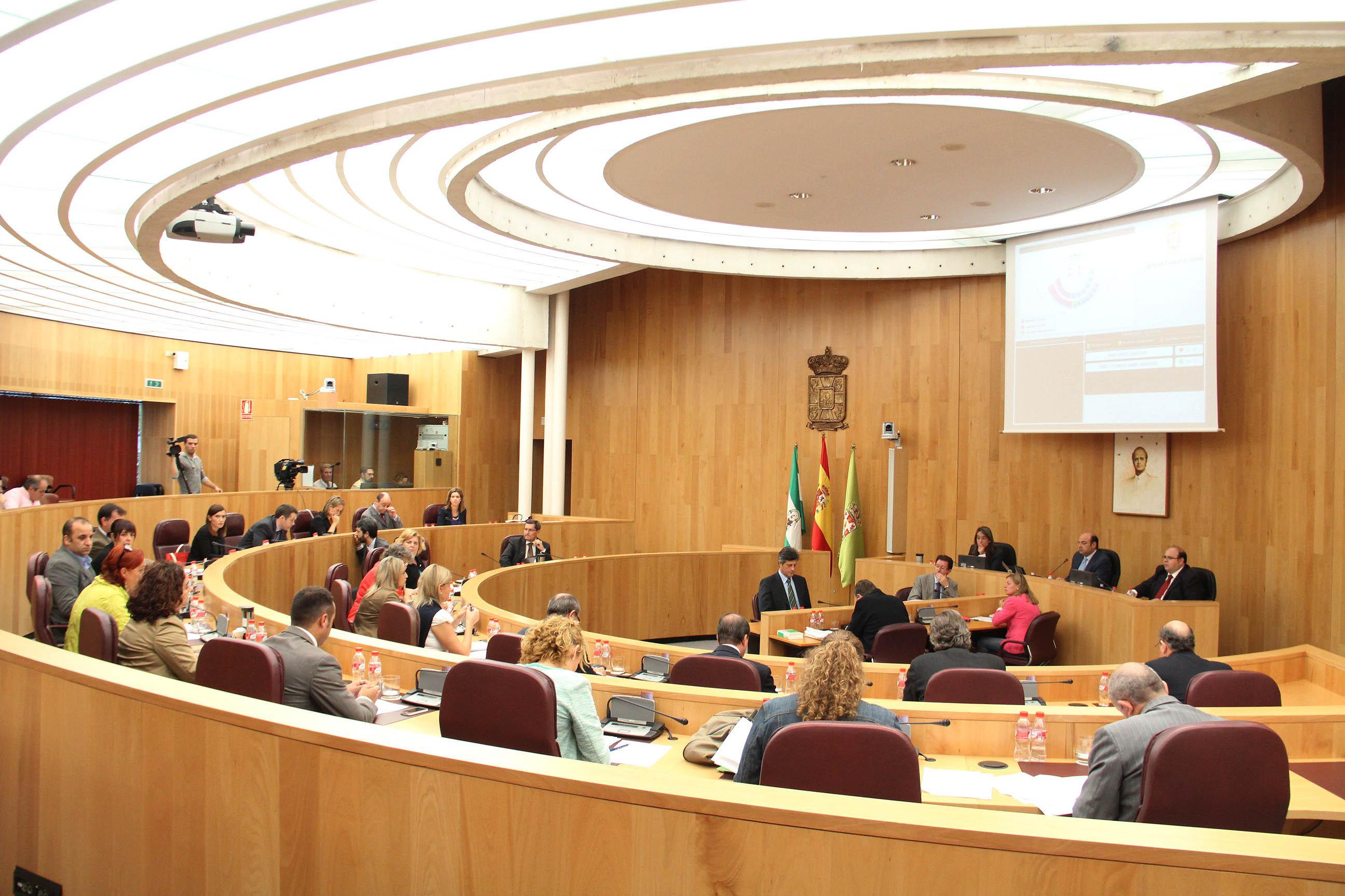 Pleno Diputación Septiembre