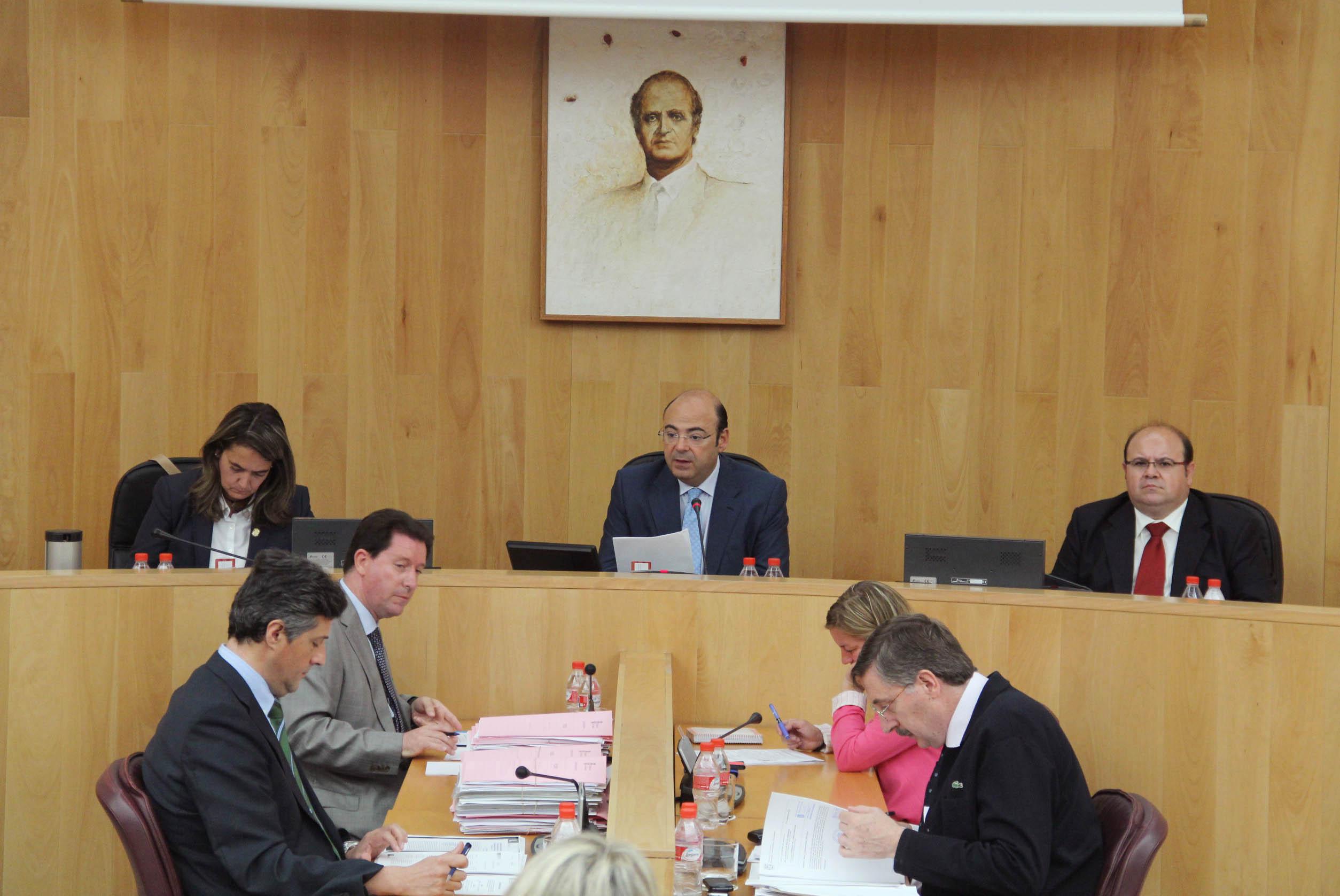 Pleno Diputación Granada Septiembre