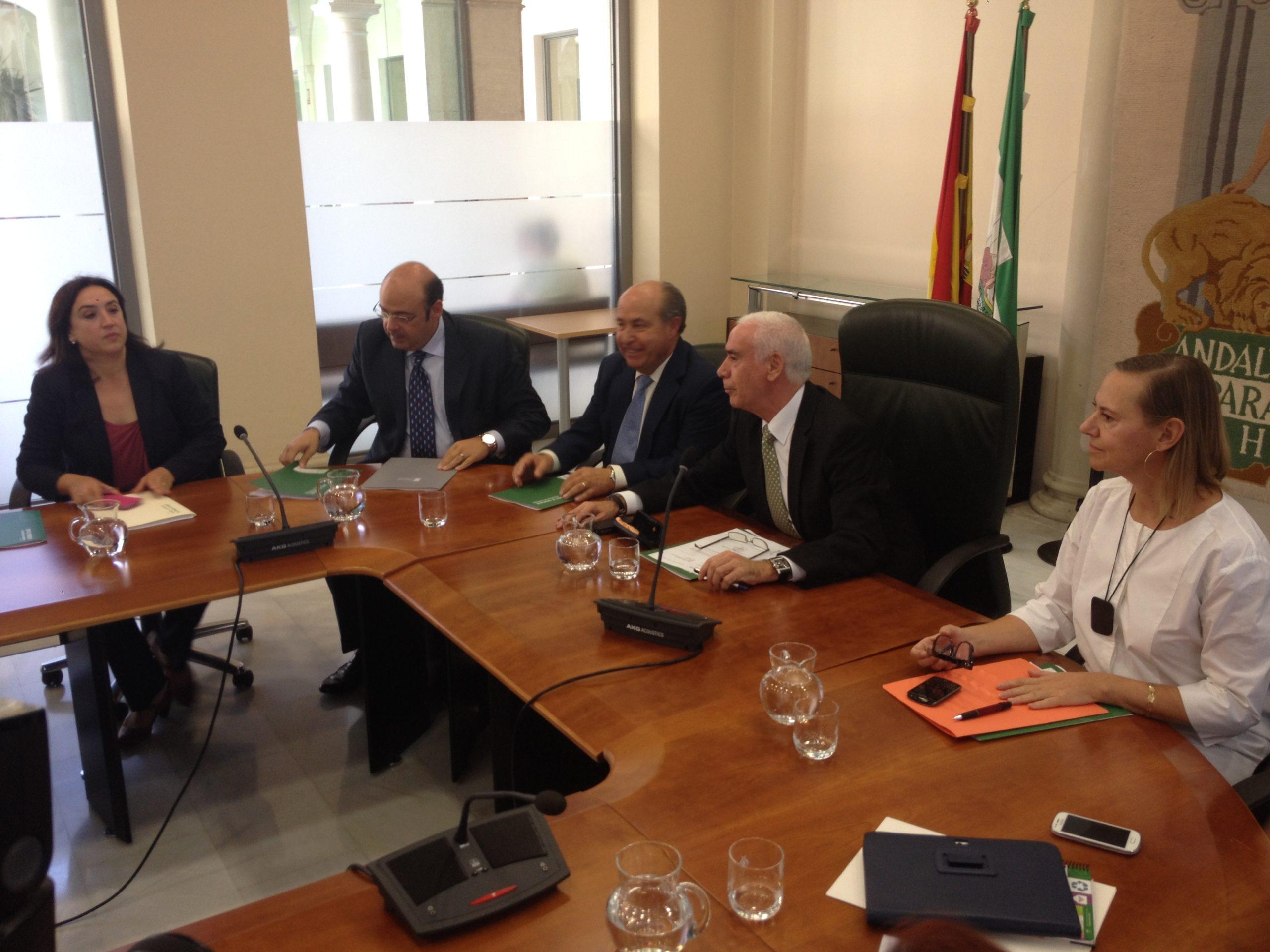 Reunión Centro Lorca