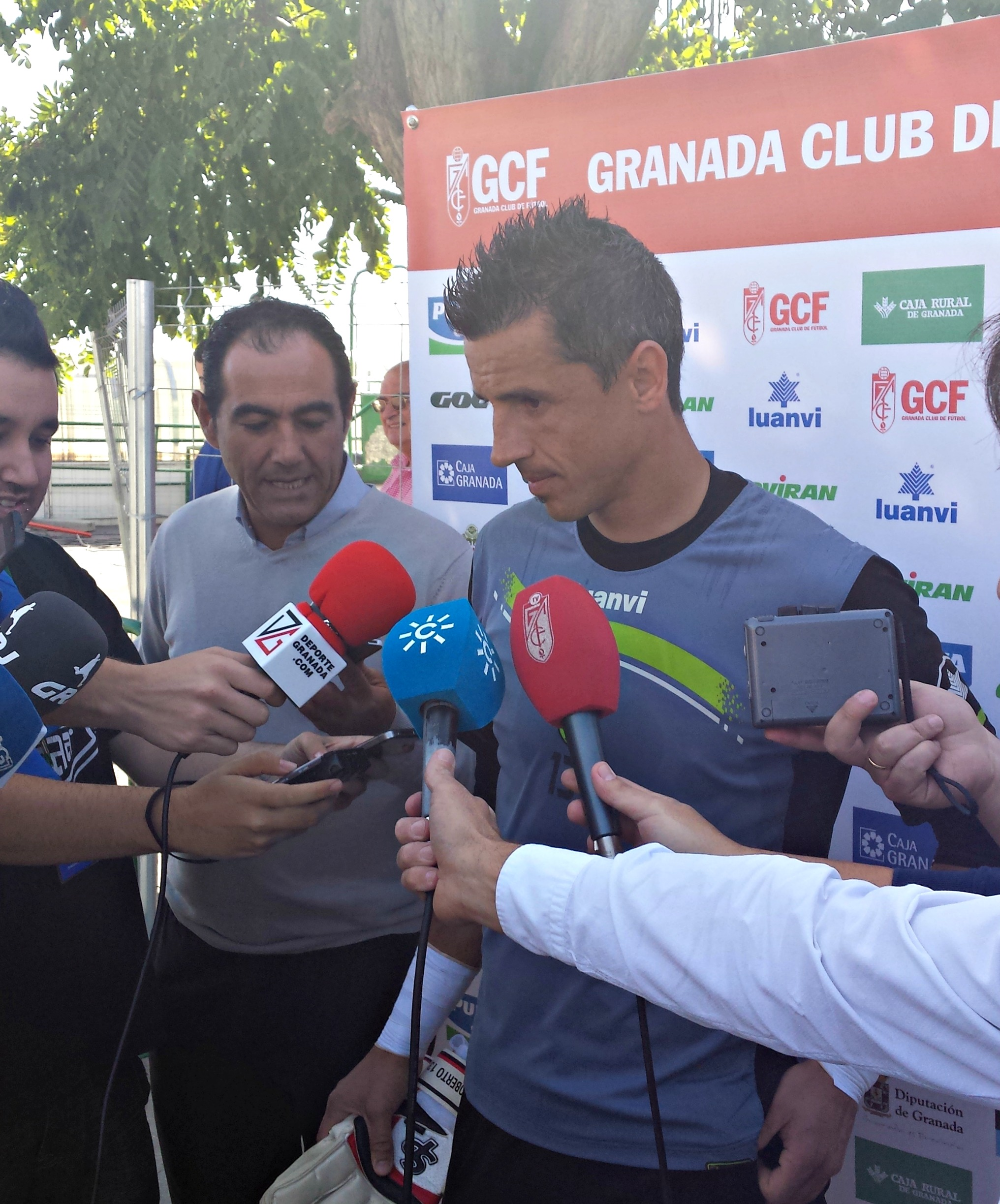 Roberto Granada CF