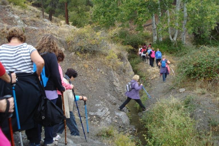 Ruta senderismo mujeres Jérez
