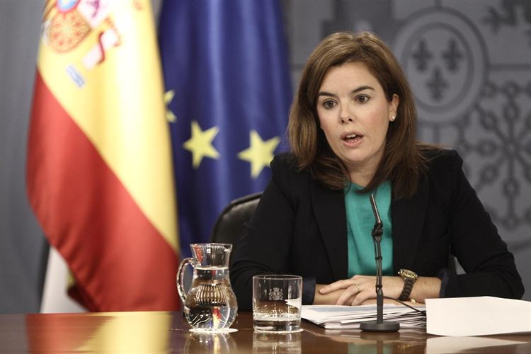 Soraya Sáenz de Santamaria