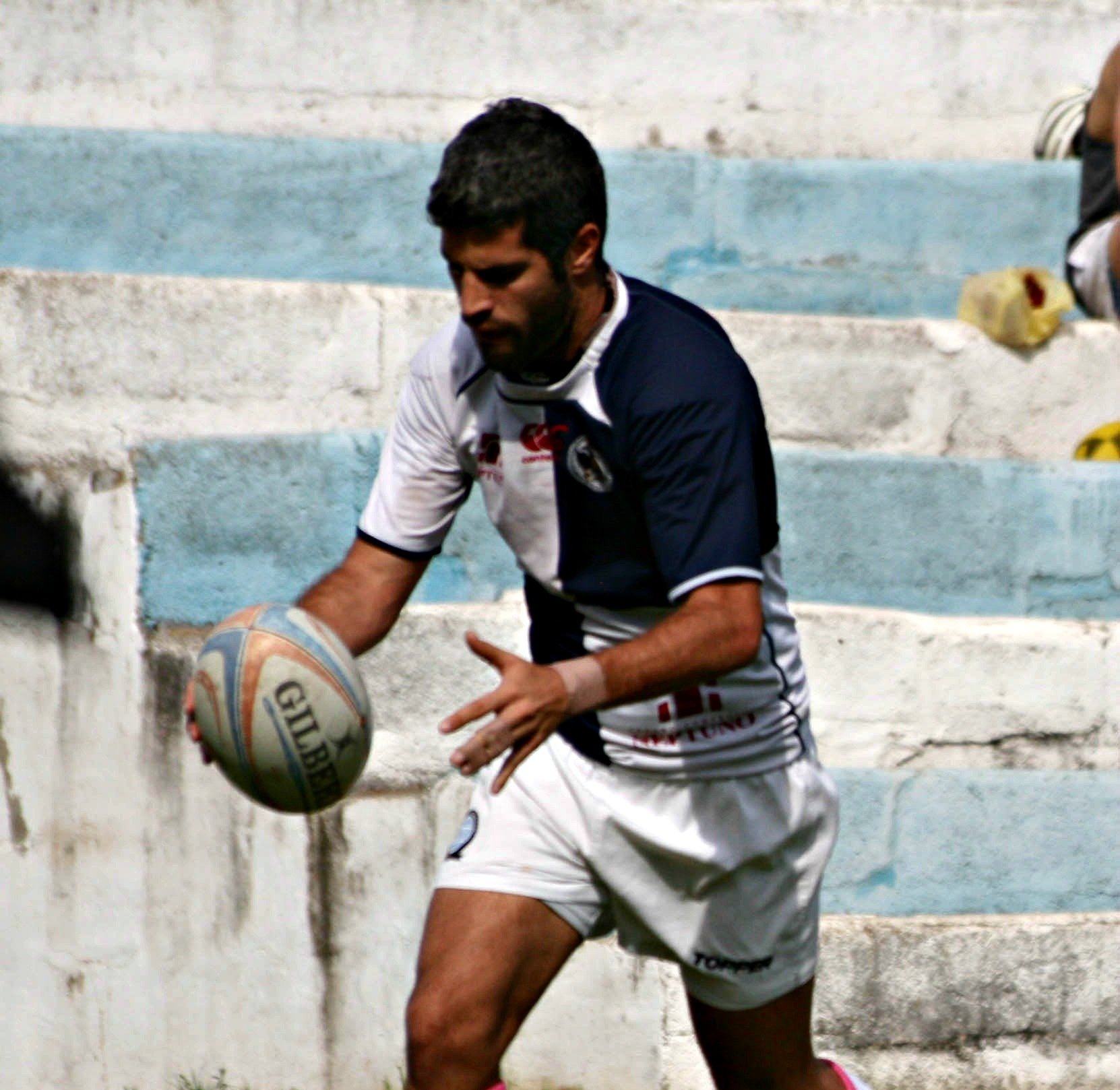 Universidad de Granada Rugby Roberto Sojo