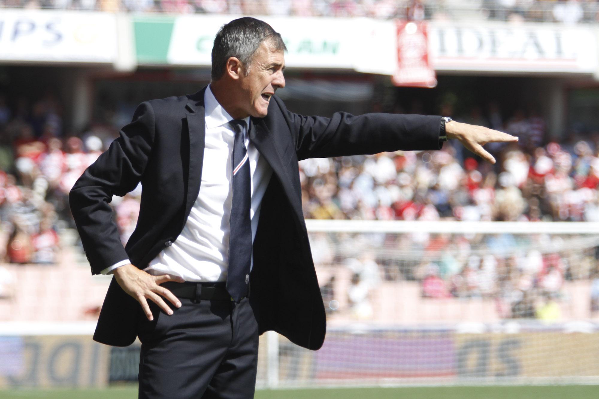 Lucas Alcaraz Granada Espanyol