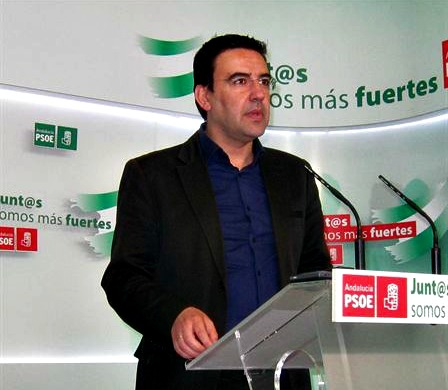 mario jimenez PSOE-A