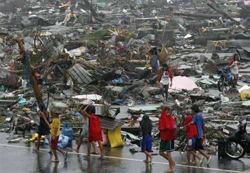 huracán Yolanda