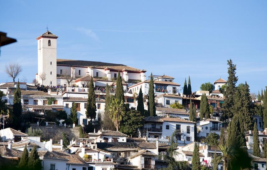Turismo - Albaicín - San Nicolás