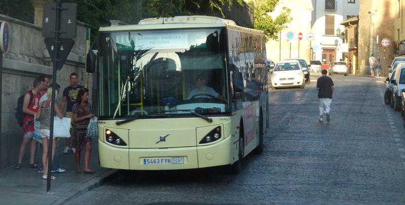 Autobuses metropolitanos