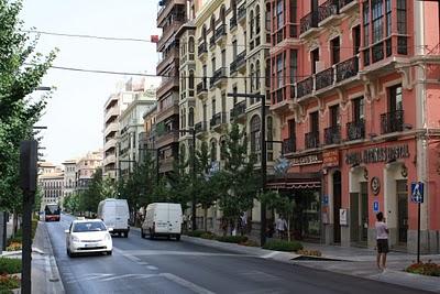Gran Via Colon en Granada