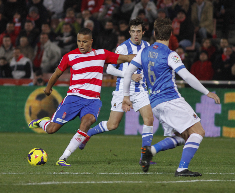 Granada CF - Real Sociedad _03