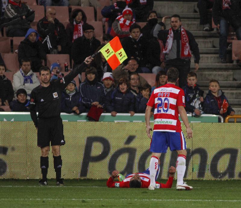 Granada CF - Real Sociedad _11