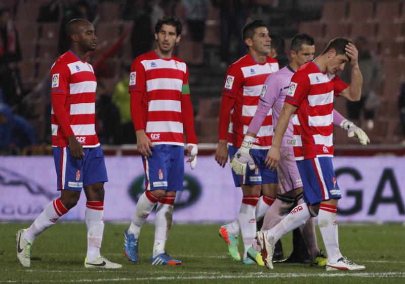 Granada CF - Real Sociedad _12