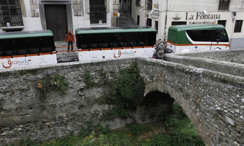 Tren Turistico Carrera del Darro _02