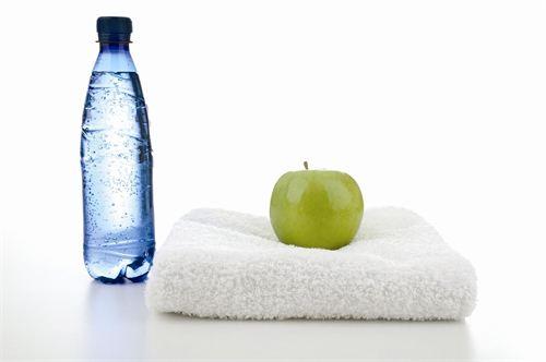 Salud - Manzana - alimentación sana