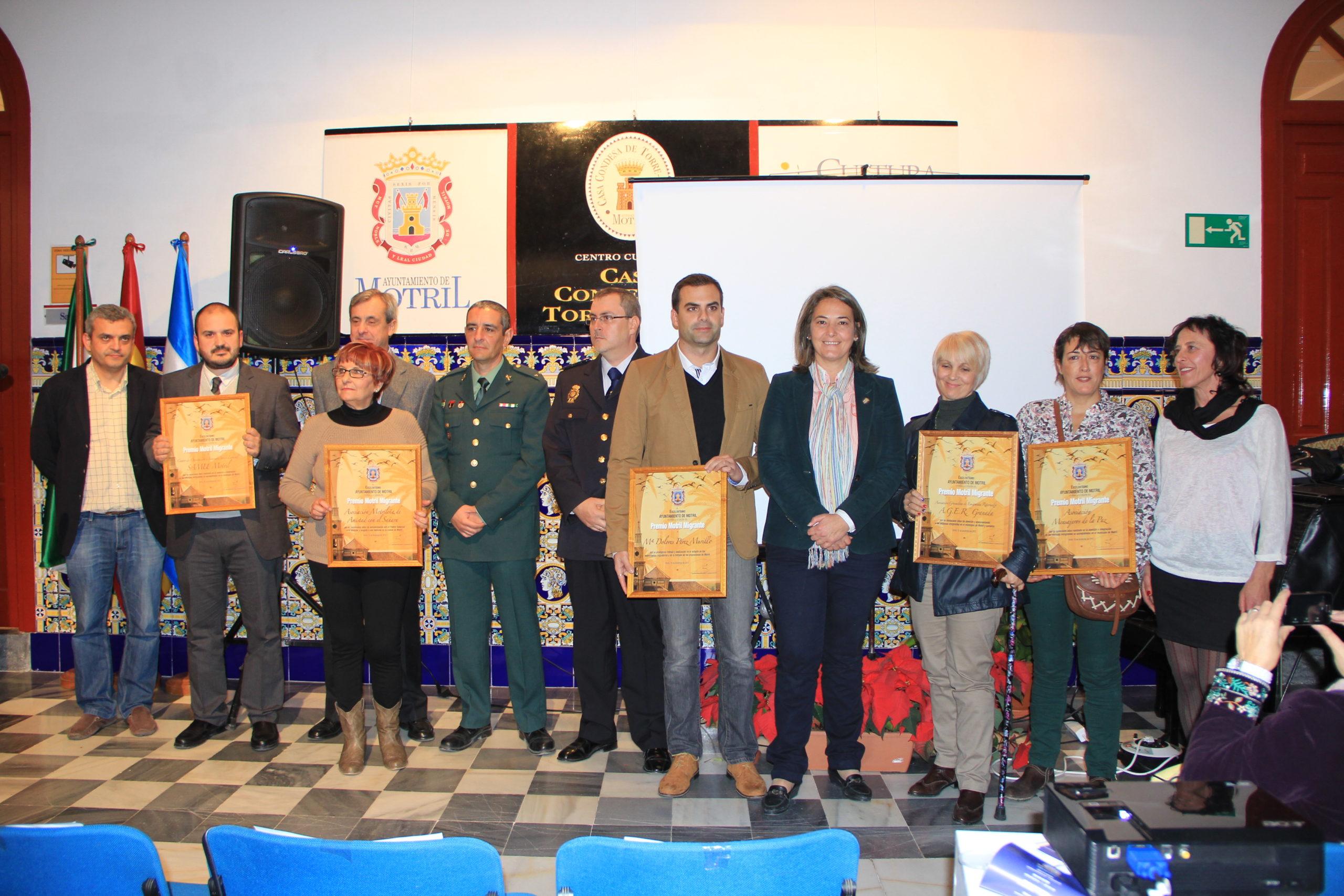 premios motril Migrante