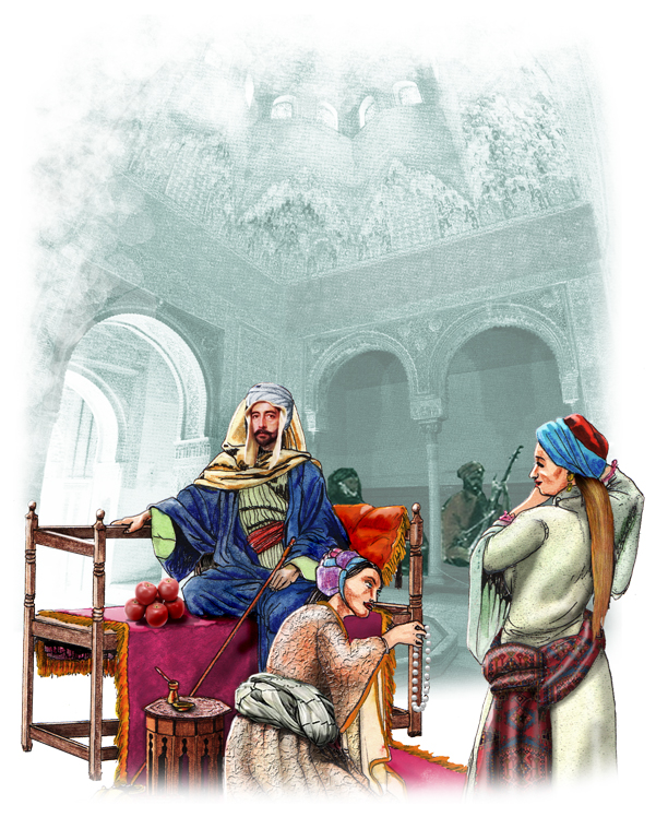 5 Reyes de la Alhambra
