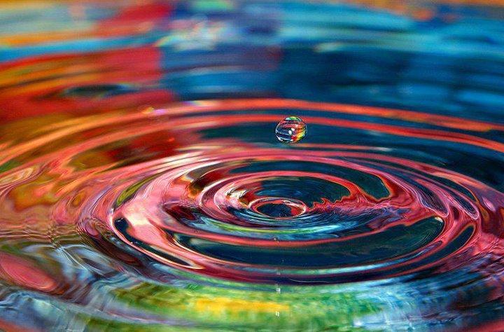 9 agua colores