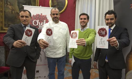 Chef Granada Joven