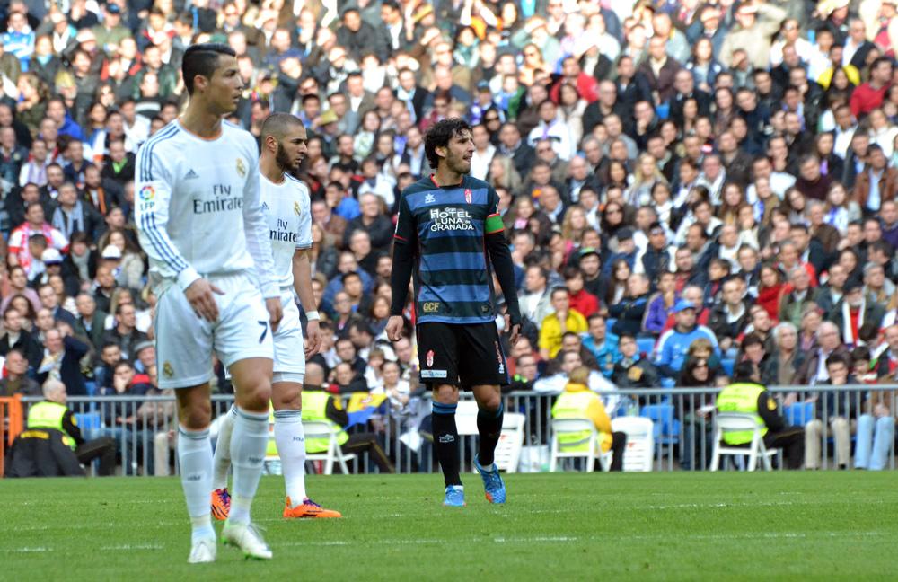 DSC_0465 Mainz Ronaldo Granada CF Bernabeu