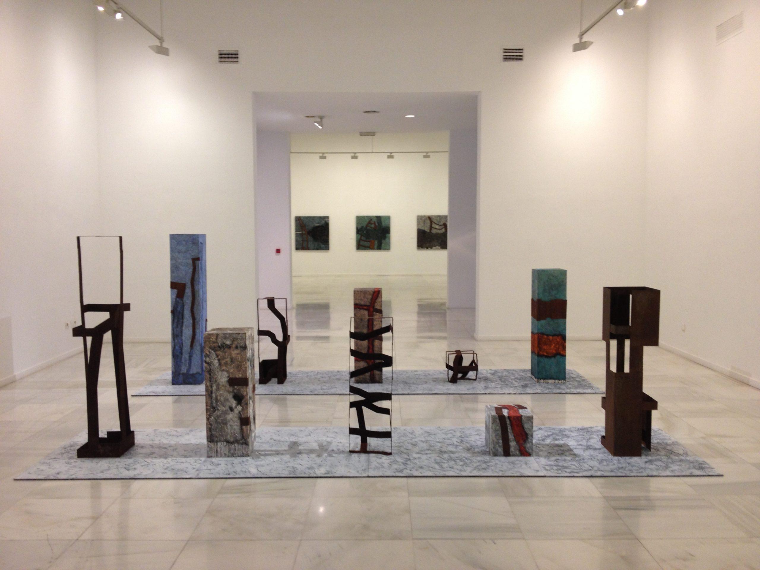 Exposición Martínez Ruiz