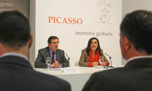 Fermin Rodriguez - Exposicion Picasso CajaGranada _02