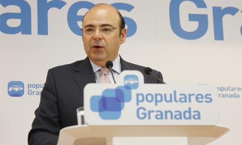 Sebastian Perez preisdente diputacion Granada _01