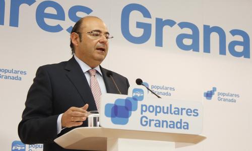 Sebastian Perez preisdente diputacion Granada _02