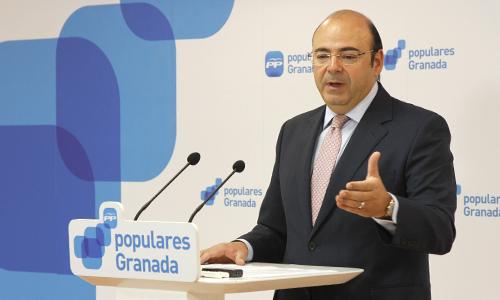 Sebastian Perez preisdente diputacion Granada _03