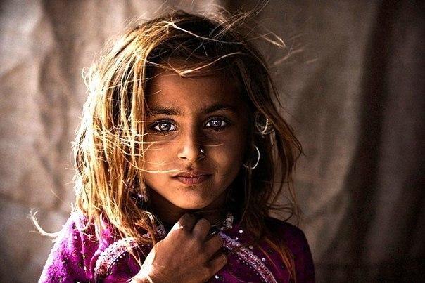 chica afgana