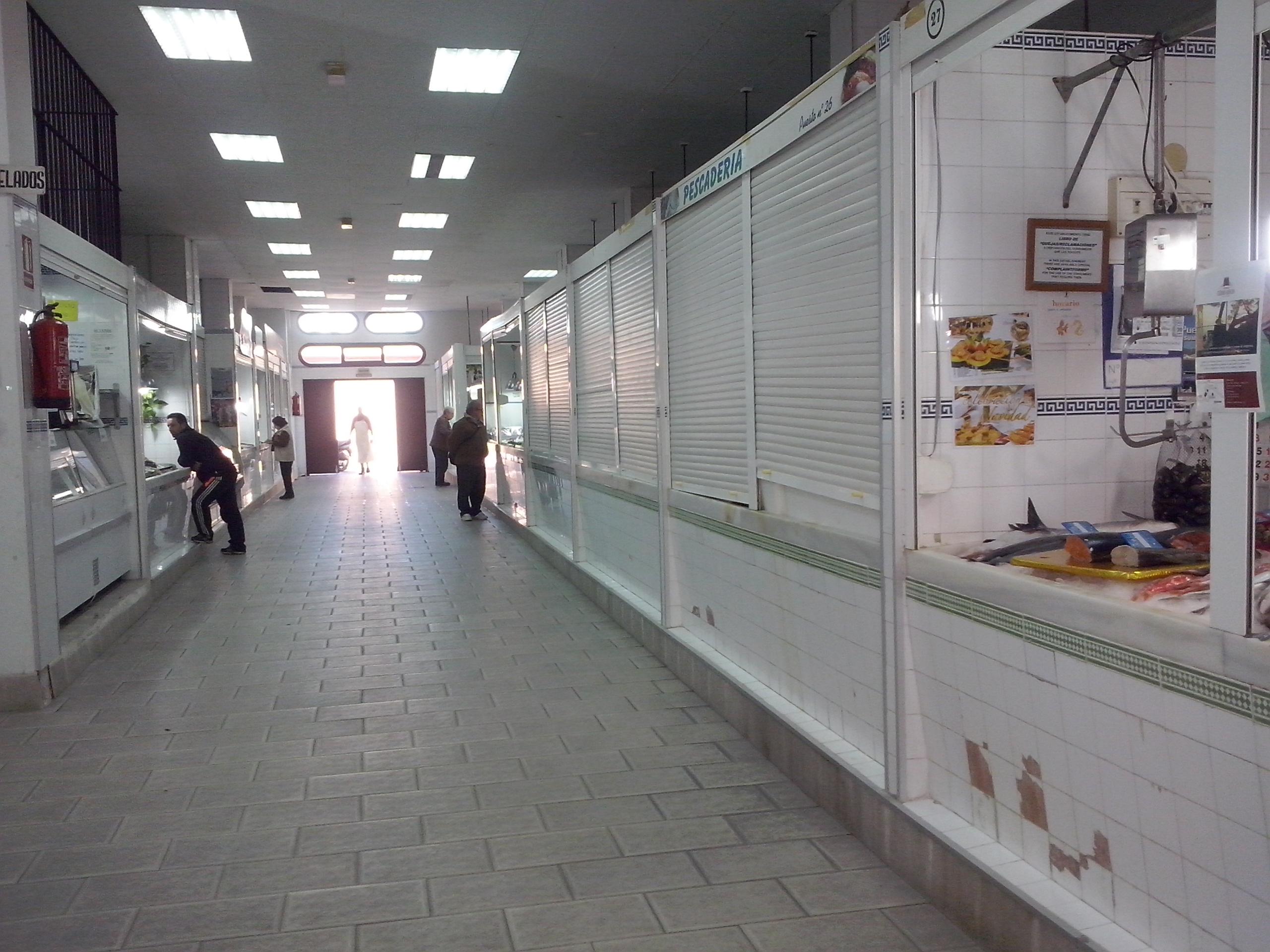 mercado Almuñécar