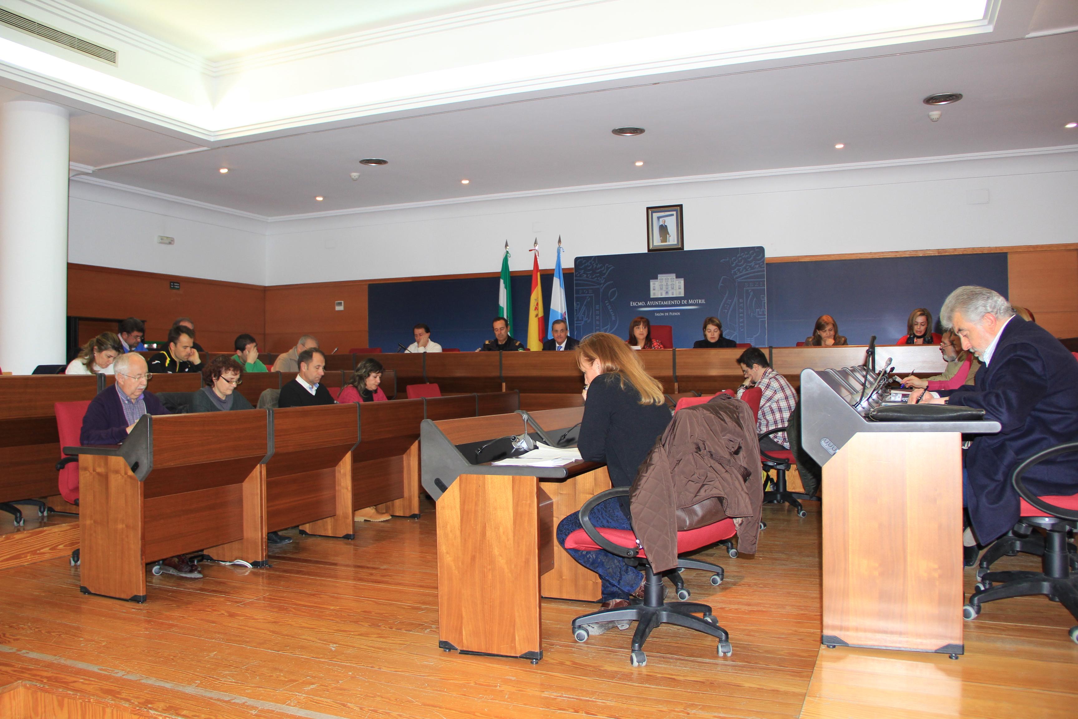 Comisión Local de Absentismo 26-02-14
