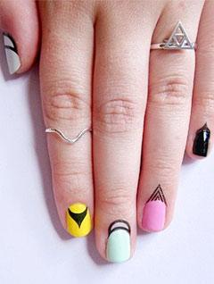 Cuticle-tattoos