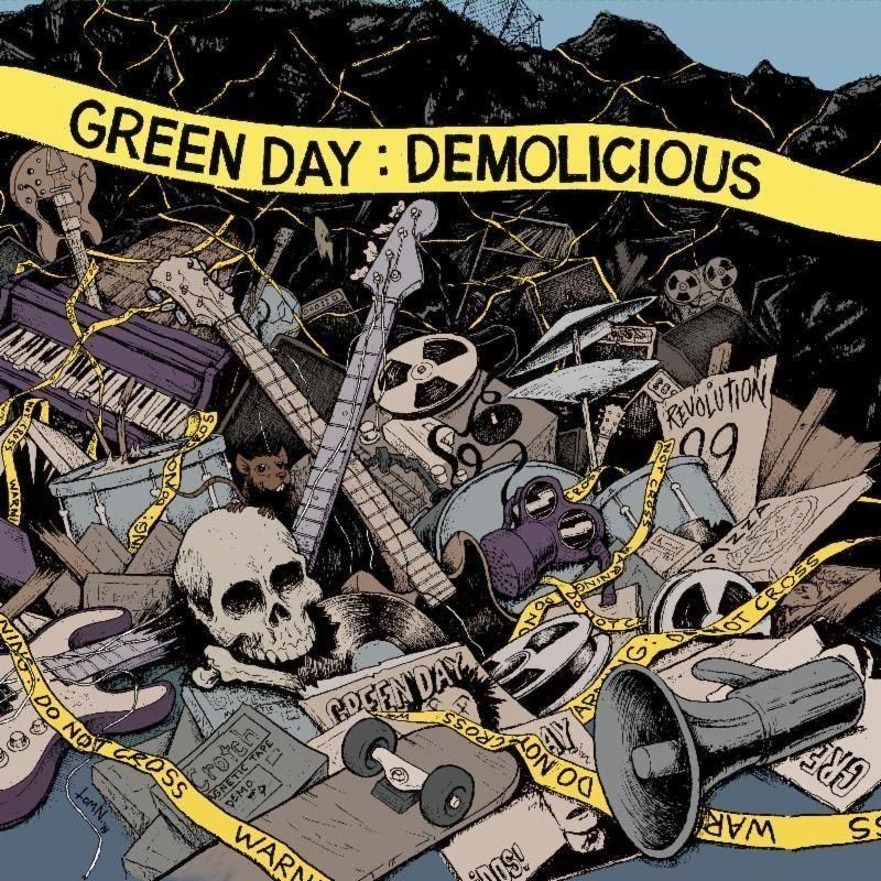 Green Day Demolitious