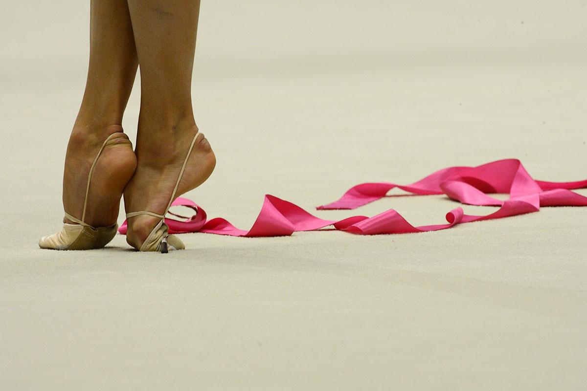 pies en puntas