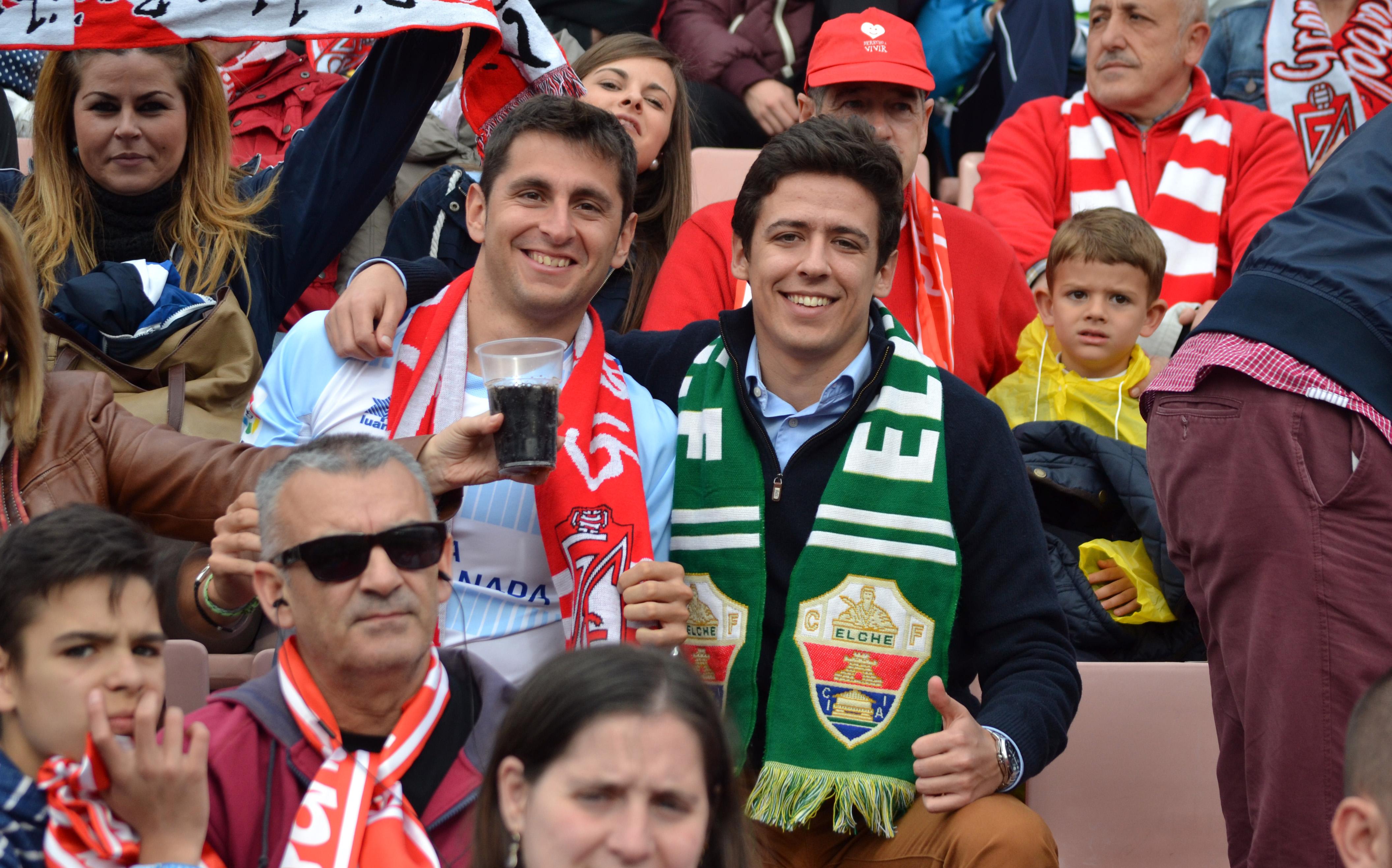 DSC_0920 Grada Afición Granada CF Elche